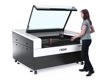 Rayjet 500 - Largest Inside View and Ergonomic Design