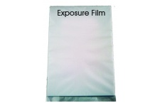 Exposure film